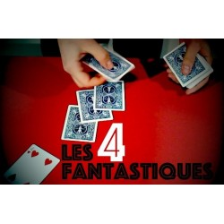 Les 4 Fantastiques (TOUR GRATUIT)