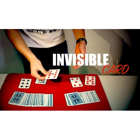 Invisible Card