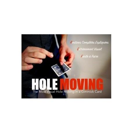 Hole Moving