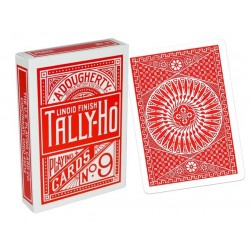Cartes Tally Ho Circle