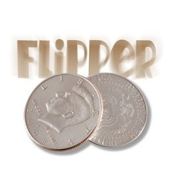 flipper coin magnetic