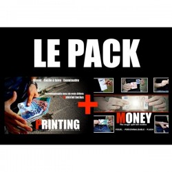 PACK BILLETS (MONEY + PRINTING)