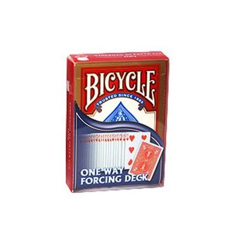 Jeu de Cartes Bicycle Truqué à Forcer