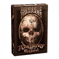 Cartes Bicycle - Alchemy 1977 England - Second edition