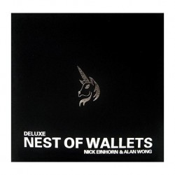 Nest of Wallets Deluxe Version Super Soft - Nick Einhorn & Alan Wong