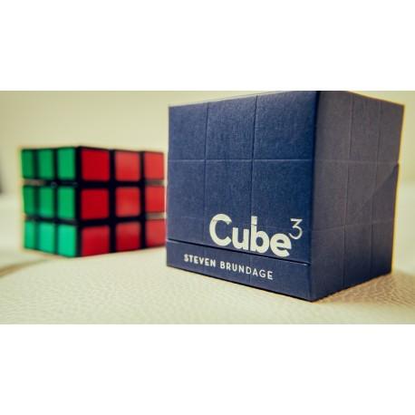 Cube 3 - Steven Brundage (Rubik's Cube Magique)