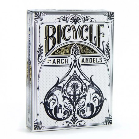 Cartes Bicycle Archangels - Théory 11