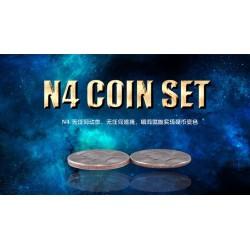 N4 Coin Set - N2G (Pièce truquée)