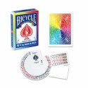 Cartes Bicycle Rainbow