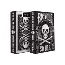Cartes Bicycle Skull