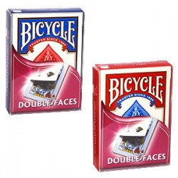 Jeu de Cartes Bicycle Double Face