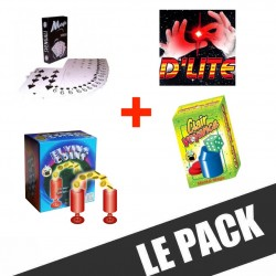 PACK DECOUVERTE (Débutants)