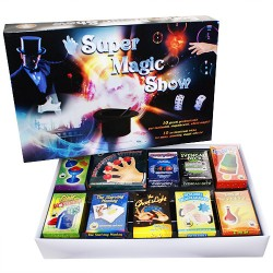 MEGA PACK (Coffret Super Magic Show)