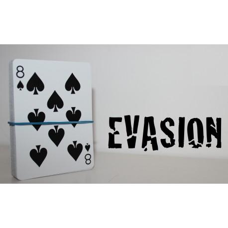 tour de magie evasion
