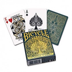 Cartes Bicycle Aureo