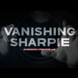 Vanishing Sharpie - SansMinds Creative Lab