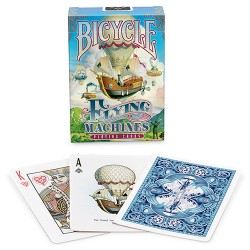 Cartes Biycle Flying Machines