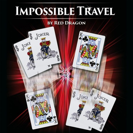 Impossible Travel - Red Dragon