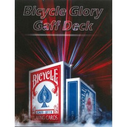 ULTIMATE GAFF DECK V2 - BICYCLE GLORY GAFF DECK BOCOPO