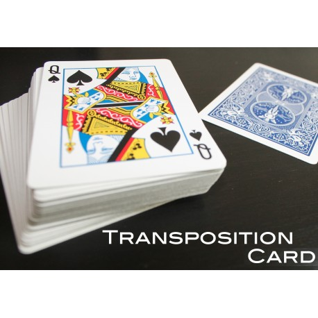 transposition card