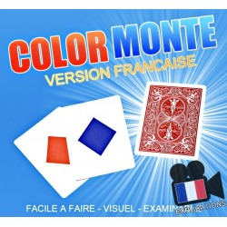 COLOR MONTE - VERSION FRANCAISE