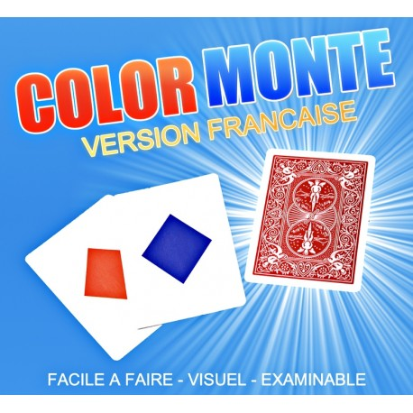 COLOR MONTE - VERSION FRANCAISE