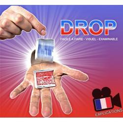 DROP (Folding Card Color Change)