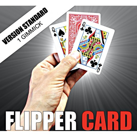 Flipper Card