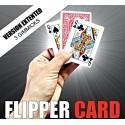 FLIPPER CARD - VERSION EXTENTED (3 GIMMICKS)