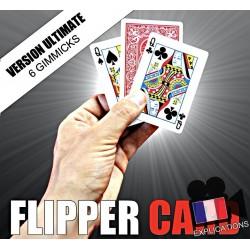 FLIPPER CARD - VERSION ULTIMATE (6 GIMMICKS)